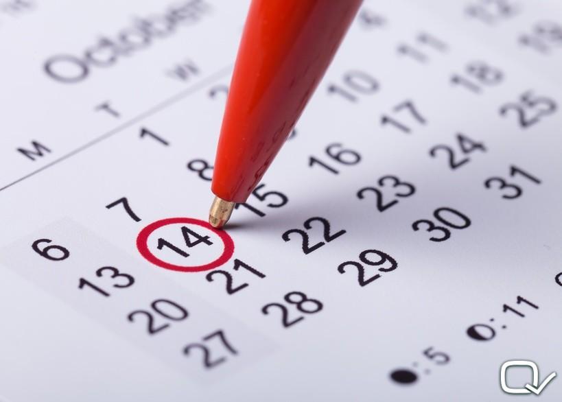Calendario corsi - Quadra srl