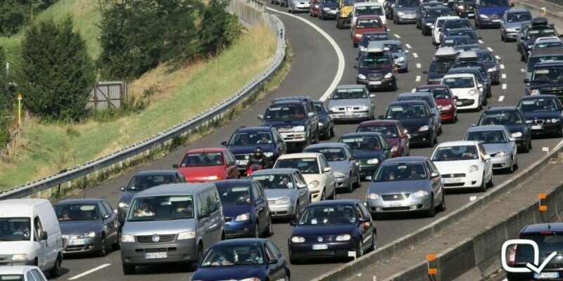 tangenziale traffico